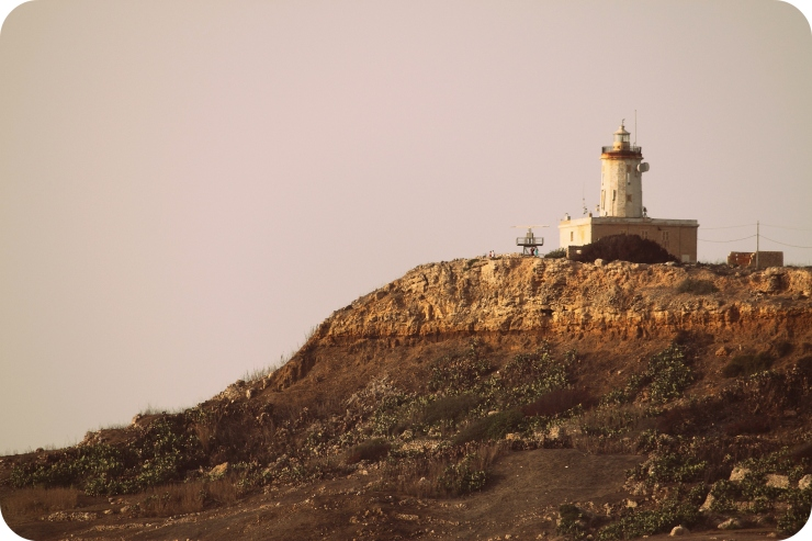 lighthouse ta Gordan