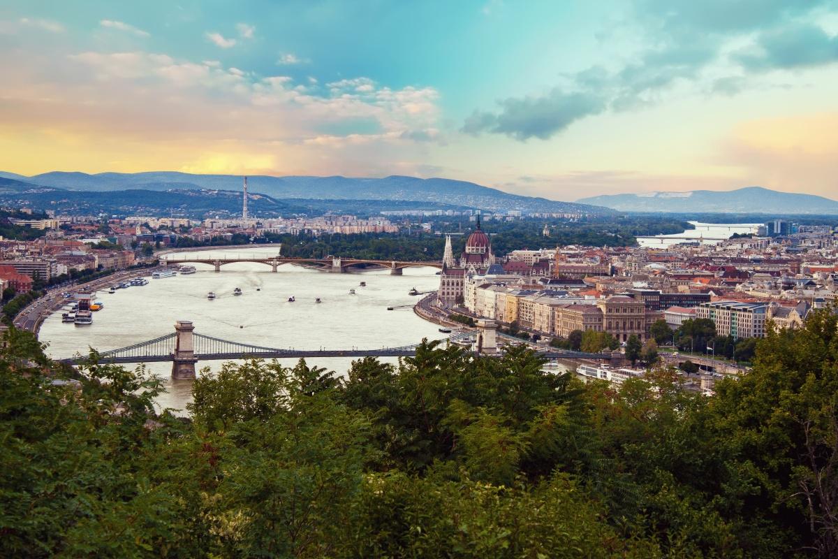 A Budapest Break